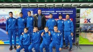 Левски с първа победа на турнира в Новий Уренгой