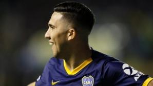 Бока Хуниорс поведе в Аржентина