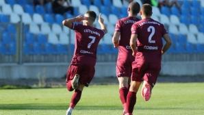 Зрелище, голове и победа за Септември в дербито от Втора лига (видео+галерия)