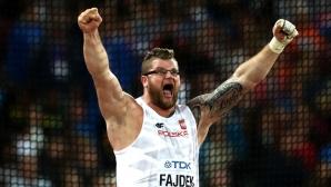 Файдек повежда полския отбор от 44 души към СП по лека атлетика