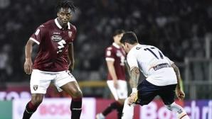 Лече изненада Торино за първа победа в Серия А