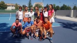 НСА откри нова тенис база