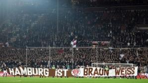 Санкт Паули спечели дербито на Хамбург