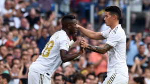 Реал Мадрид само с трима халфове в Париж