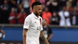 КАС намали наказанието на Неймар за Шампионската лига