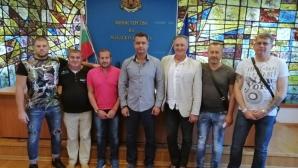 Спортната федерация на глухите в България с нов шеф
