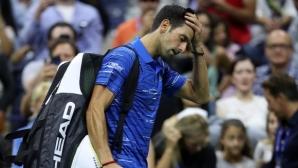Контузията на Джокович е по-тежка от очакванията