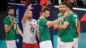 България поведе, но не издържа срещу Италия (галерия)