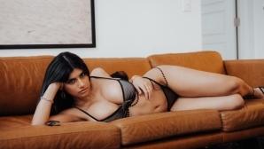 Порно звезда показа завидни умения (видео+снимка)