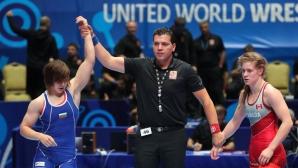 Юлияна Янева с шанс за медал на Световното