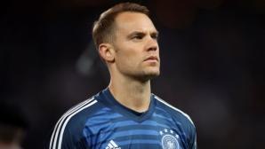Нойер се отказва от Бундестима след Евро 2020