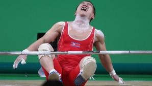 Щангист от КНДР постави два рекорда на Световното