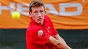 Шейнгезихт стигна до втория кръг на турнир в Казахстан