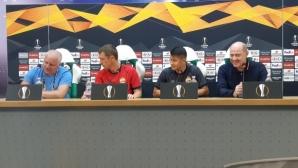 Халф на ЦСКА (Москва): Не можем да си позволим отпускане срещу Лудогорец