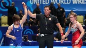 Юлияна Янева загуби битката за бронза на Световното първенство