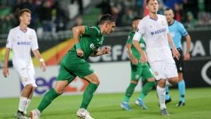 УЕФА обяви Кешерю за №1 в Лига Европа, двама от Лудогорец са в идеалния тим