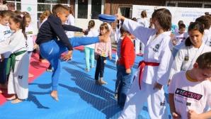 Европейски ден на спорта в училище - 27 септември