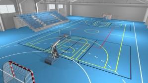 Започна строежът на многофункционалната спортна зала в Несебър