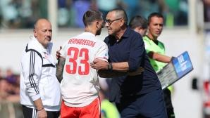 Бернардески трябва да играе на друга позиция, смята треньорът на Юве