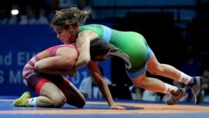 България приключи участието си на СП по борба с два медала