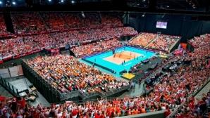 Евроволей 2019 в цифри до момента: Над 142 000 фенове в залите за груповата фаза