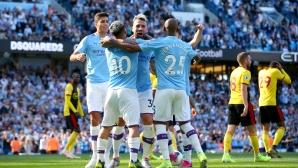 Ман Сити 4:0 Уотфорд (гледайте на живо)