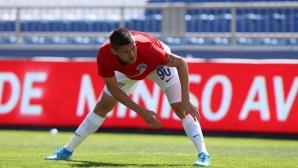 Страхил Попов напусна контузен при победа на Касъмпаша