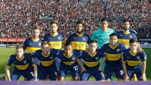 Бока Хуниорс с невиждано постижение в Аржентина