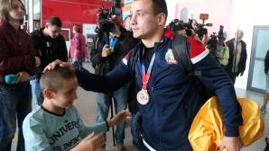 Радослав Панталеев: Мечтата ми е медал от Токио (видео)
