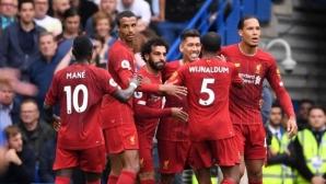 Челси 0:2 Ливърпул, Фирмино удвои (гледайте тук)