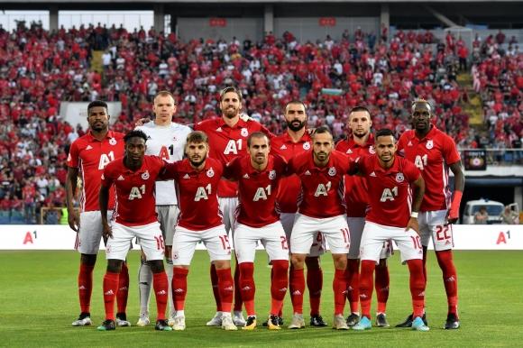 ЦСКА-София протяга ръце към Купата от Горна Оряховица