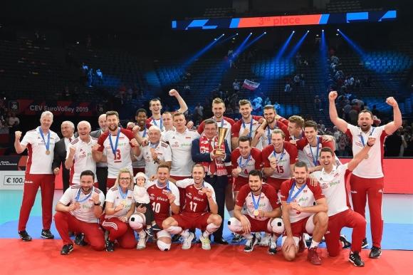 Полша грабна бронза и остави Франция без медал на Евроволей 2019 (видео + снимки)