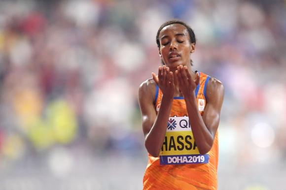 Сифан Хасан се пребори за златото на 10 000 метра