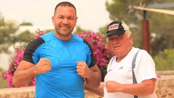Треньорът на Пулев: Мечтая да видя Кубрат като световен шампион