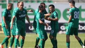 Енгибаров определи групата за мача с Етър