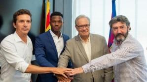 Преговорите за новия договор на Ансу Фати били напрегнати