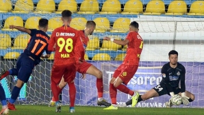 Чорбаджийски се завърна в игра за ФКСБ (видео)
