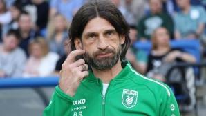 Рубин няма да уволнява Шаронов