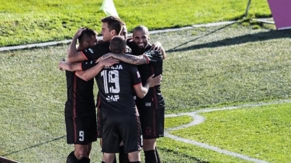 Боби Цонев с едно полувреме при домакинска загуба на Интер в Хърватия