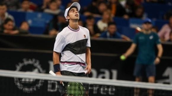 Адриан Андреев остана на крачка от първата си титла от турнир на ITF за мъже