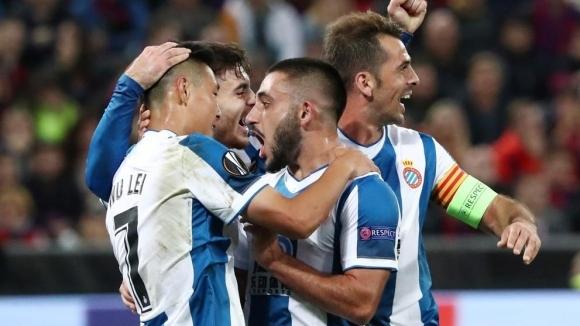 Треньорът на Еспаньол: Беше трудно до първия гол