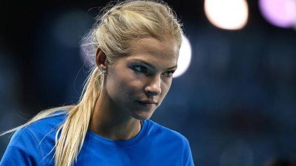 Даря Клишина се отказа от участие на Световното в Доха