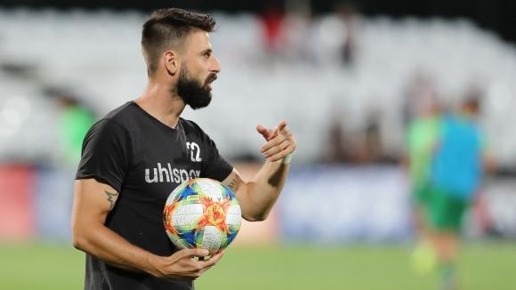 Димитър Илиев след 5:0 в Търново: Това е най-малкото, с което се отърваха
