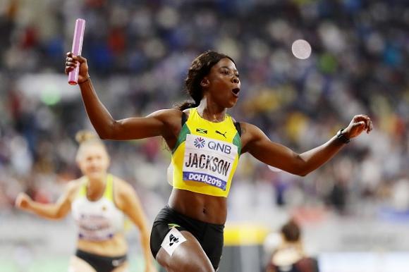Ямайка е №1 в света в женската щафета 4х100 метра