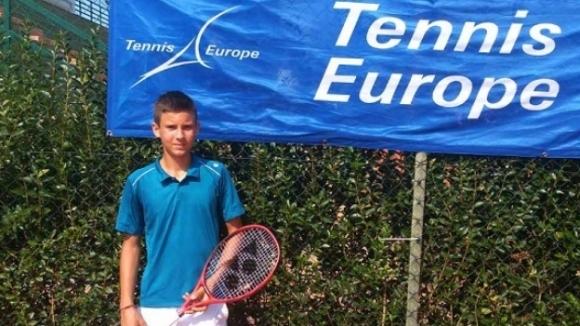 """Илиян Радулов завърши шести на """"Мастърс"""" турнира на Тенис Европа в Италия"""