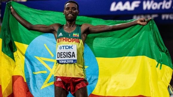 Финален спринт реши световната титла в маратона – след 18 години Етиопия отново е на върха