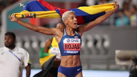 Рохас: Излязох да подобря световния рекорд