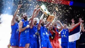 Ето как и защо Сърбия обърна Словения на финала на Евроволей 2019
