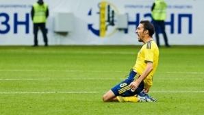 Карпин хвали Попето след двата гола в последните два мача