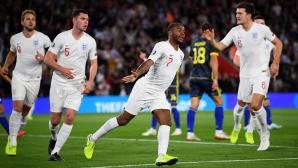Англия обяви групата за гостуването в София